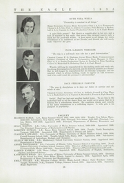 Page 16, 1935 Edition, Wilton Academy - Eagle Yearbook (Wilton, ME) online yearbook collection