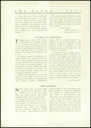 Page 10, 1937 Edition, Wilton Academy - Eagle Yearbook (Wilton, ME) online yearbook collection