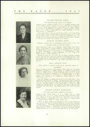 Page 16, 1937 Edition, Wilton Academy - Eagle Yearbook (Wilton, ME) online yearbook collection