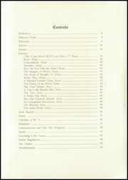 Page 5, 1937 Edition, Wilton Academy - Eagle Yearbook (Wilton, ME) online yearbook collection