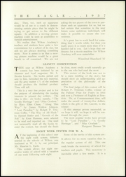 Page 7, 1937 Edition, Wilton Academy - Eagle Yearbook (Wilton, ME) online yearbook collection