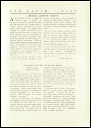 Page 9, 1937 Edition, Wilton Academy - Eagle Yearbook (Wilton, ME) online yearbook collection