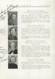Page 14, 1938 Edition, Wilton Academy - Eagle Yearbook (Wilton, ME) online yearbook collection