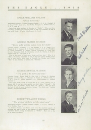 Page 17, 1938 Edition, Wilton Academy - Eagle Yearbook (Wilton, ME) online yearbook collection