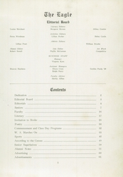 Page 5, 1938 Edition, Wilton Academy - Eagle Yearbook (Wilton, ME) online yearbook collection
