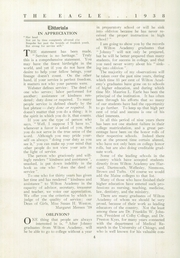 Page 6, 1938 Edition, Wilton Academy - Eagle Yearbook (Wilton, ME) online yearbook collection