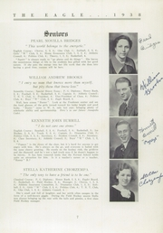 Page 9, 1938 Edition, Wilton Academy - Eagle Yearbook (Wilton, ME) online yearbook collection