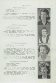 Page 11, 1947 Edition, Wilton Academy - Eagle Yearbook (Wilton, ME) online yearbook collection