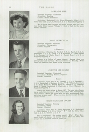 Page 12, 1947 Edition, Wilton Academy - Eagle Yearbook (Wilton, ME) online yearbook collection
