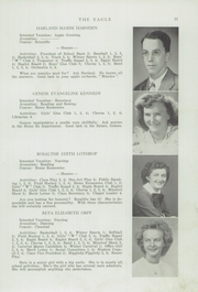 Page 13, 1947 Edition, Wilton Academy - Eagle Yearbook (Wilton, ME) online yearbook collection