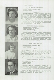 Page 14, 1947 Edition, Wilton Academy - Eagle Yearbook (Wilton, ME) online yearbook collection