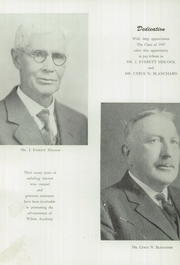 Page 4, 1947 Edition, Wilton Academy - Eagle Yearbook (Wilton, ME) online yearbook collection