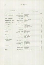 Page 6, 1947 Edition, Wilton Academy - Eagle Yearbook (Wilton, ME) online yearbook collection
