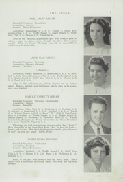 Page 9, 1947 Edition, Wilton Academy - Eagle Yearbook (Wilton, ME) online yearbook collection