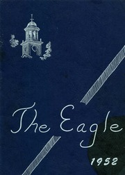 1952 Edition, Wilton Academy - Eagle Yearbook (Wilton, ME)