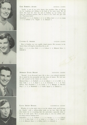 Page 12, 1954 Edition, Wilton Academy - Eagle Yearbook (Wilton, ME) online yearbook collection