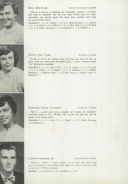 Page 14, 1954 Edition, Wilton Academy - Eagle Yearbook (Wilton, ME) online yearbook collection