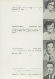 Page 15, 1954 Edition, Wilton Academy - Eagle Yearbook (Wilton, ME) online yearbook collection