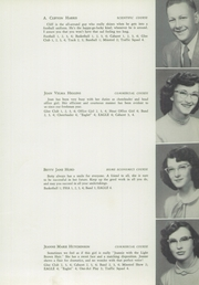 Page 17, 1954 Edition, Wilton Academy - Eagle Yearbook (Wilton, ME) online yearbook collection