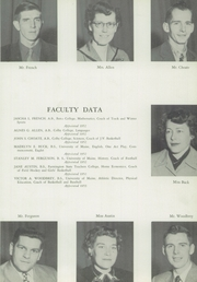Page 9, 1954 Edition, Wilton Academy - Eagle Yearbook (Wilton, ME) online yearbook collection