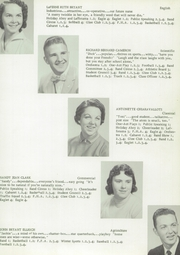 Page 15, 1957 Edition, Wilton Academy - Eagle Yearbook (Wilton, ME) online yearbook collection