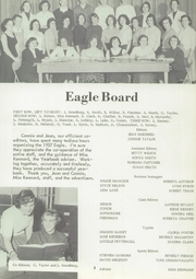 Page 9, 1957 Edition, Wilton Academy - Eagle Yearbook (Wilton, ME) online yearbook collection
