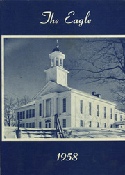 1958 Edition, Wilton Academy - Eagle Yearbook (Wilton, ME)