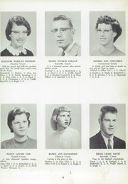 Page 13, 1959 Edition, Wilton Academy - Eagle Yearbook (Wilton, ME) online yearbook collection