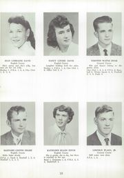 Page 14, 1959 Edition, Wilton Academy - Eagle Yearbook (Wilton, ME) online yearbook collection