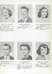 Page 15, 1959 Edition, Wilton Academy - Eagle Yearbook (Wilton, ME) online yearbook collection