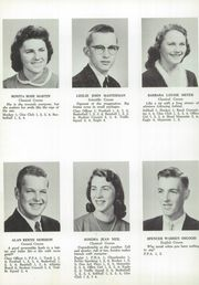 Page 16, 1959 Edition, Wilton Academy - Eagle Yearbook (Wilton, ME) online yearbook collection