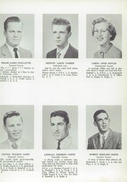 Page 17, 1959 Edition, Wilton Academy - Eagle Yearbook (Wilton, ME) online yearbook collection