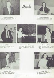 Page 9, 1959 Edition, Wilton Academy - Eagle Yearbook (Wilton, ME) online yearbook collection