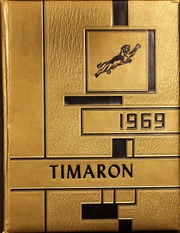 1969 Edition, Mount Blue High School - Timaron Yearbook (Farmington, ME)