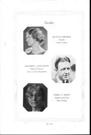 Page 13, 1929 Edition, South Portland High School - Headlight Yearbook (South Portland, ME) online yearbook collection