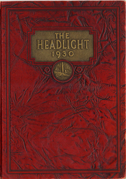 Page 1, 1930 Edition, South Portland High School - Headlight Yearbook (South Portland, ME) online yearbook collection