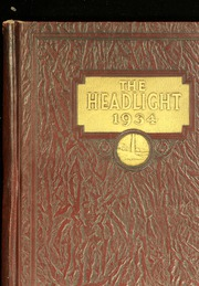1934 Edition, South Portland High School - Headlight Yearbook (South Portland, ME)