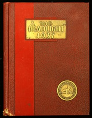 1937 Edition, South Portland High School - Headlight Yearbook (South Portland, ME)