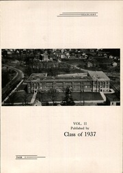Page 9, 1937 Edition, South Portland High School - Headlight Yearbook (South Portland, ME) online yearbook collection