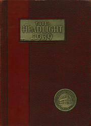 1939 Edition, South Portland High School - Headlight Yearbook (South Portland, ME)