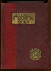 1940 Edition, South Portland High School - Headlight Yearbook (South Portland, ME)