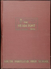 1942 Edition, South Portland High School - Headlight Yearbook (South Portland, ME)