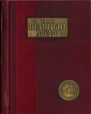 1943 Edition, South Portland High School - Headlight Yearbook (South Portland, ME)