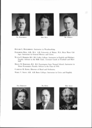 Page 13, 1943 Edition, South Portland High School - Headlight Yearbook (South Portland, ME) online yearbook collection