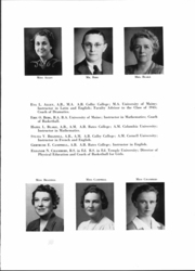 Page 9, 1943 Edition, South Portland High School - Headlight Yearbook (South Portland, ME) online yearbook collection
