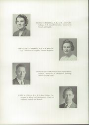 Page 16, 1944 Edition, South Portland High School - Headlight Yearbook (South Portland, ME) online yearbook collection