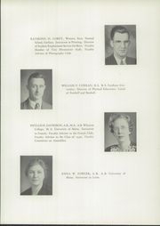 Page 17, 1944 Edition, South Portland High School - Headlight Yearbook (South Portland, ME) online yearbook collection