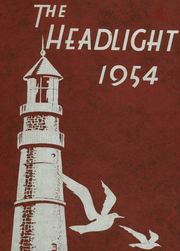 Page 1, 1954 Edition, South Portland High School - Headlight Yearbook (South Portland, ME) online yearbook collection