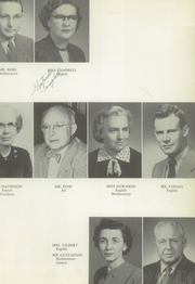 Page 17, 1954 Edition, South Portland High School - Headlight Yearbook (South Portland, ME) online yearbook collection