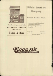 Page 6, 1919 Edition, Cony High School - Coniad Yearbook (Augusta, ME) online yearbook collection